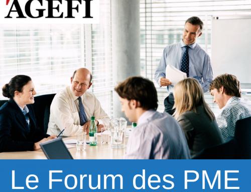 Le Forum des PME – 19.06.2019